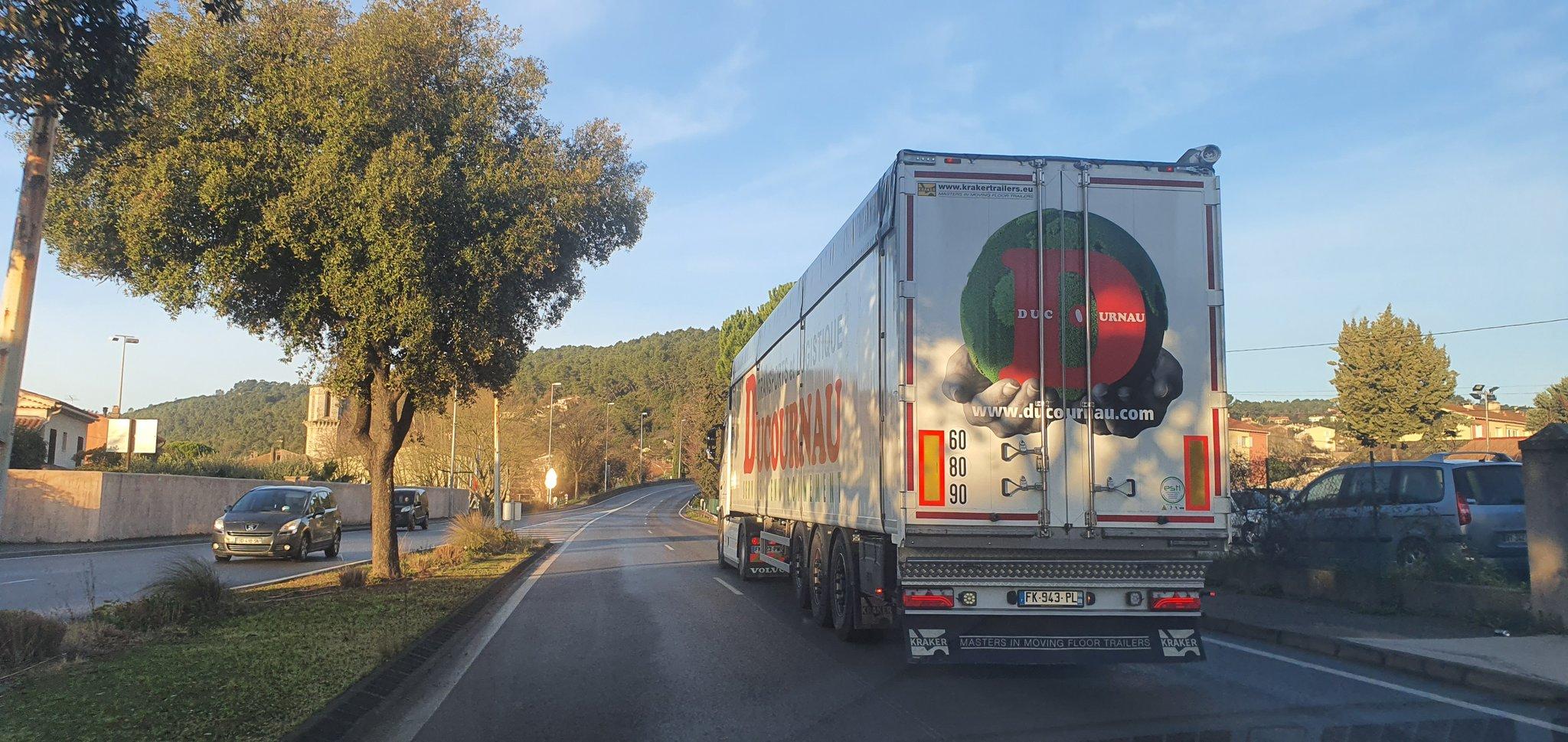 Entreprise Ducournau Transports et logistique
