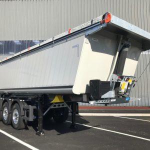 Schmitz Cargobull - Benne Tp Aluminium - 28m3 Portes Universelles