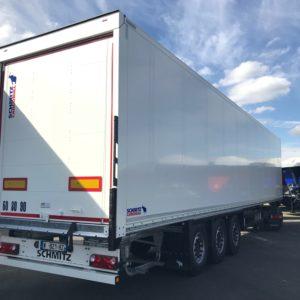 Schmitz Cargobull - Fourgon - Porte Fit