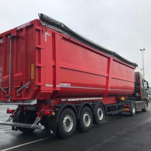 Schmitz Cargobull - Benne Ferraille Grand Volume - 60 M3