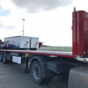 Schmitz Cargobull - Plateaux - Rancher