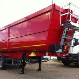 Schmitz Cargobull - Benne Ferraille Grand Volume - 50 M3