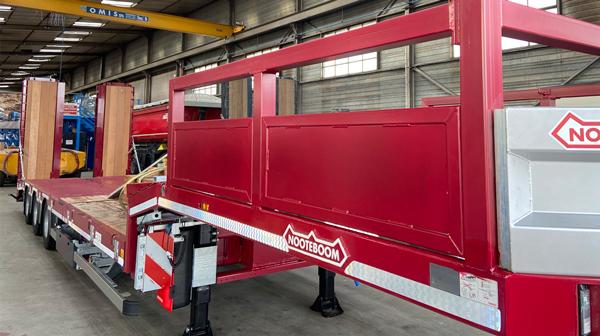 low-loaders trailer specialist