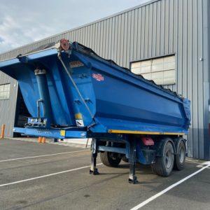 INVEPE - Schmitz Cargobull - Benne TP Acier 2 essieux